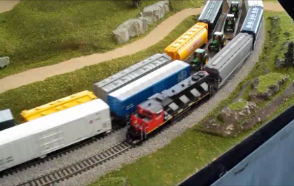Mad City Model Railroad Show and Sale