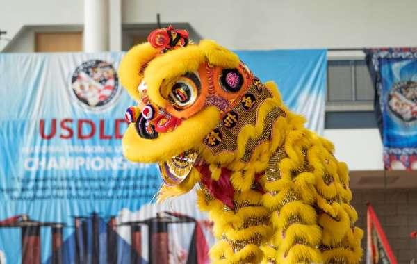 2nd USDLDF National Dragon & Lion Dance Championships
