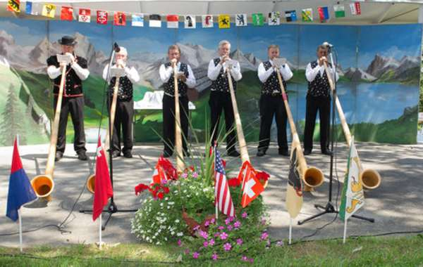 Swiss Volksfest (Swiss Independence Day)