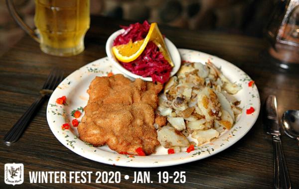 Essen Haus Winter Fest