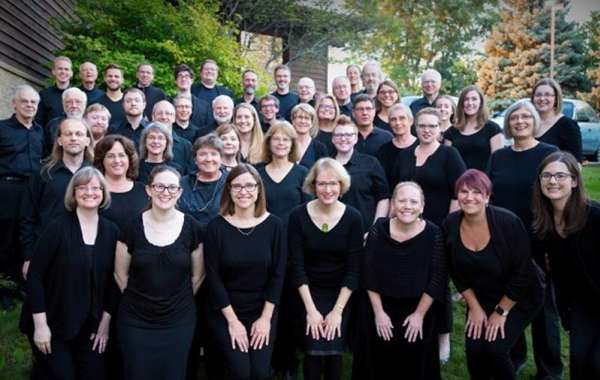 "Wisconsin Chamber Choir Presents ""A 20th-Anniversary Concert"""