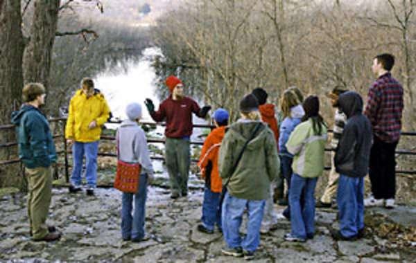 UW-Madison Arboretum Family Nature Program: Earth Day Celebration.