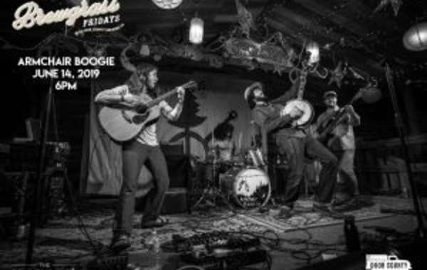 Brewgrass Friday's-Armchair Boogie
