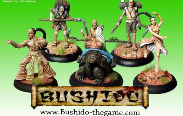 Bushido Miniatures Game Night