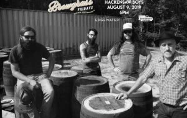 Brewgrass Friday's-Hackensaw Boys