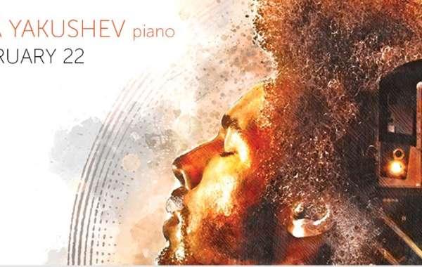 Wisconsin Chamber Orchestra presents Ilya Yakushev, piano