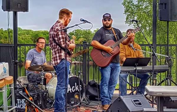 Live Local Music on the River