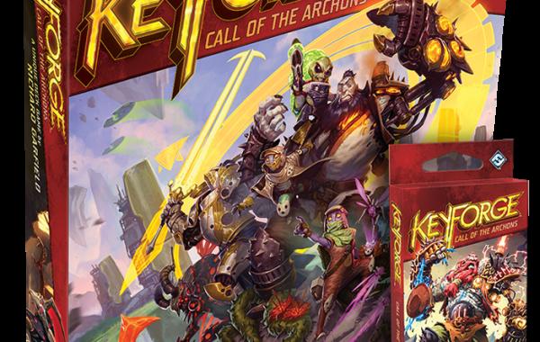 Keyforge - Chainbound Tournament