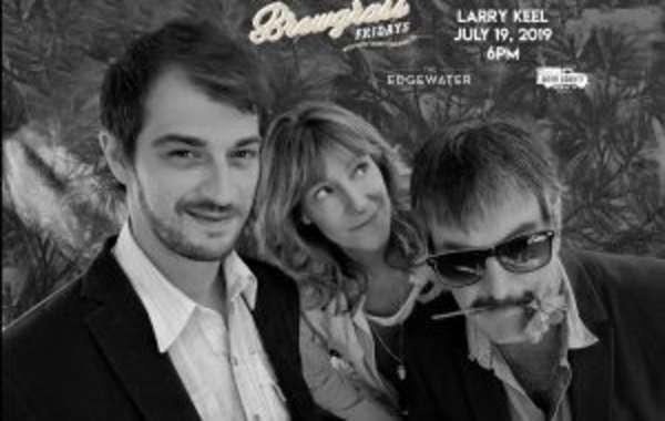 Brewgrass Friday's-Larry Keel