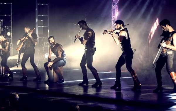 Los Vivancos Presents Born to Dance