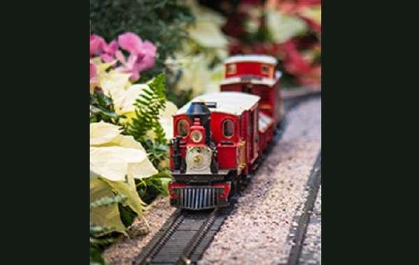 Olbrich's Holiday Express