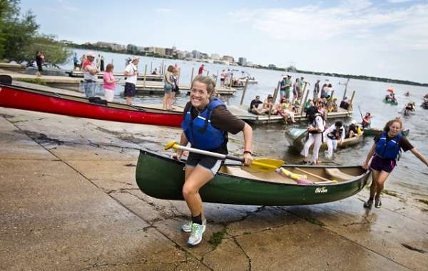 40th Annual Isthmus Paddle & Portage