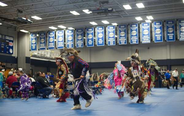 Madison College Annual Spring Pow Wow