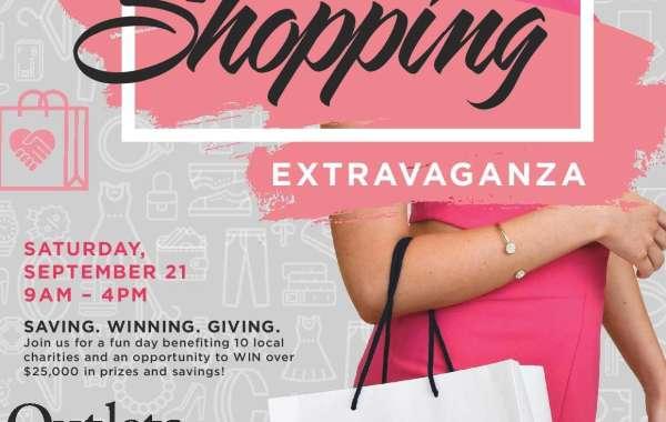 5th Annual Shopping Extravaganza