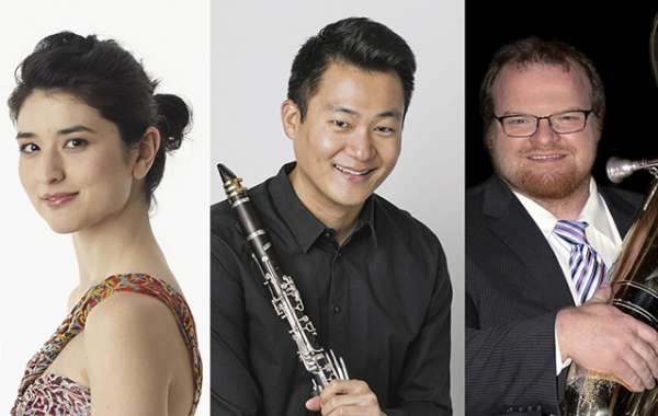 Orchestral Brilliance: Three Virtuosi