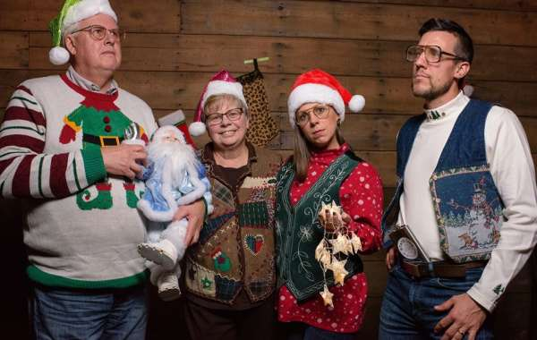 3rd Annual Ugly Sweater Party