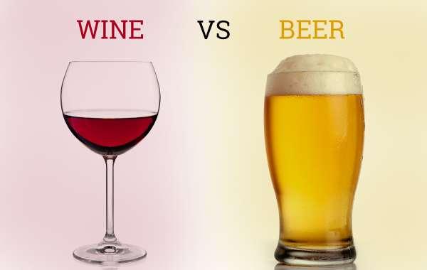Beer vs Wine Dinner
