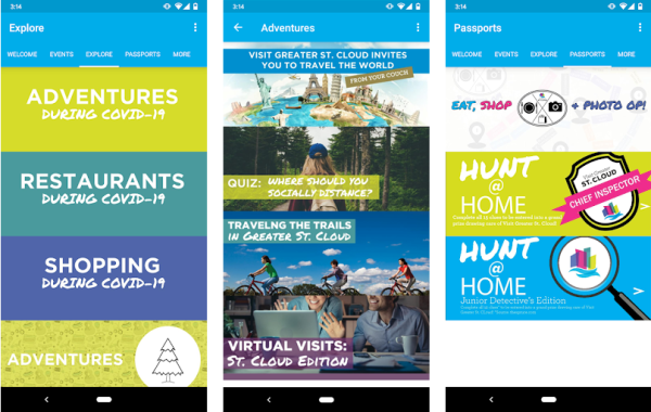 Visit Greater St. Cloud VisitApps Passport