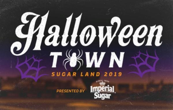Halloween Town at Constellation Field