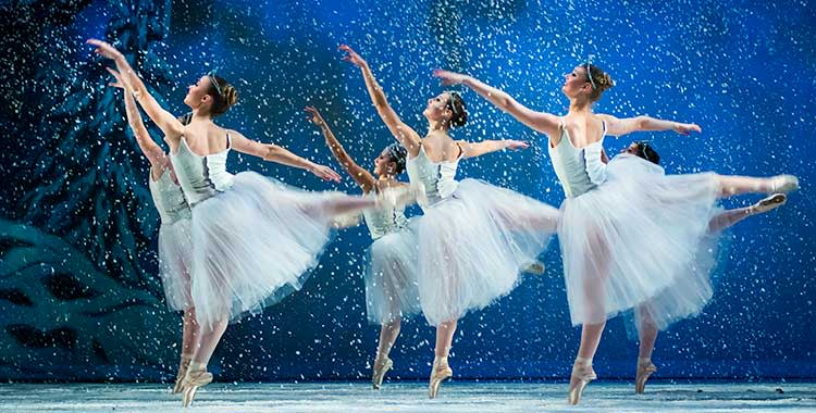 Nutcracker American Youth Ballet Dancers in Overland-Park