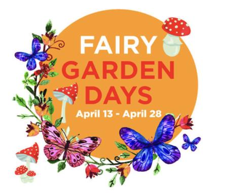 Fairy Garden Days in Providence
