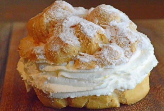 Cream Puff O and H