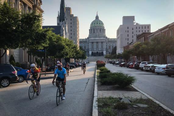 Fondo Cycling Circuit USA - PA Capitol