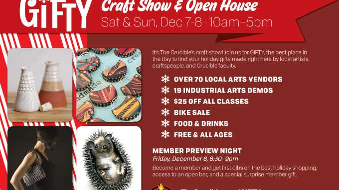 GIFTY 2019: A Holiday Celebration of Local Creative Culture