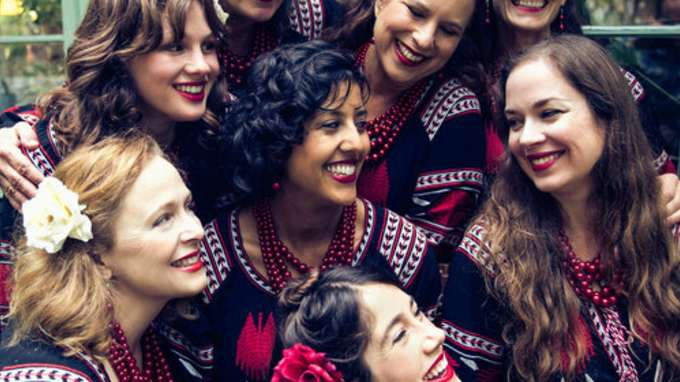 KITKA Women's Vocal Ensemble presents: Wintersongs-Weathering the Storm