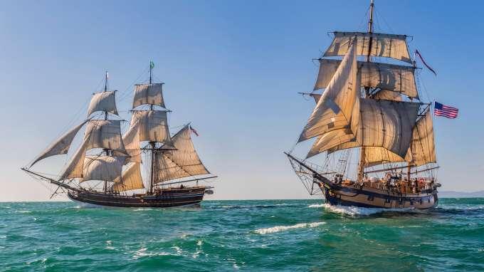 Tall Ships visit Oakland
