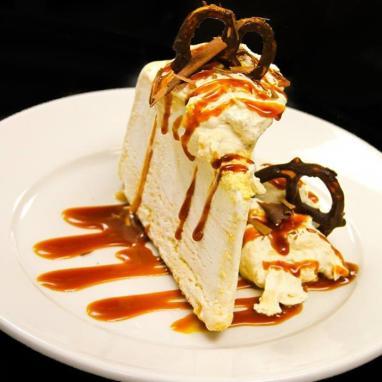 GW Fins Salty Malty Ice Cream Pie