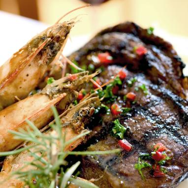Dickie Brennan's Steakhouse BBQ Ribeye