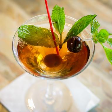 Cafe Degas Cocktail