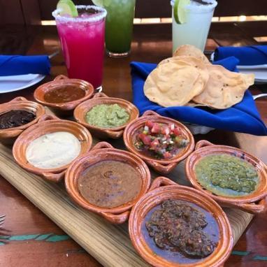 Salsas and Margaritas