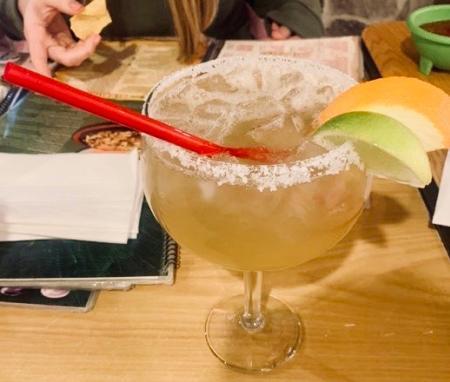 margarita, mexican restaurant, la hacienda, mexican food