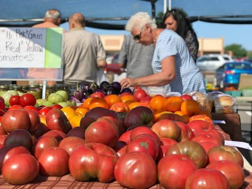 Original BG Farmers Market