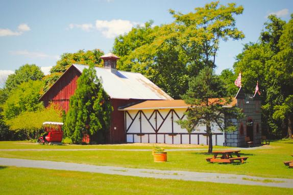 Red Castle Barn