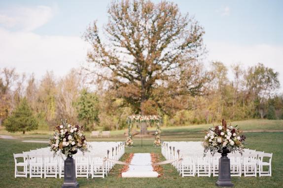 Wedding Ceremony - Grand Lawn
