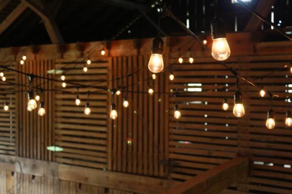Barn lights