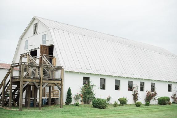Our historic dairy barn