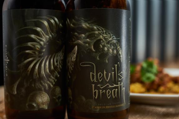 Devil's Breath - Belgian Tripel