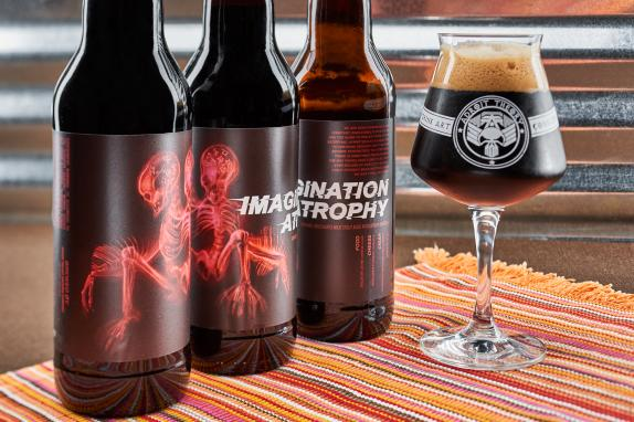 Imagination Atrophy - Milk Stout