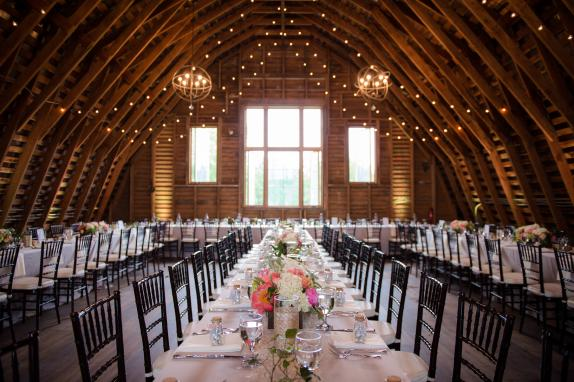 48 Fields Upper Level Barn Reception