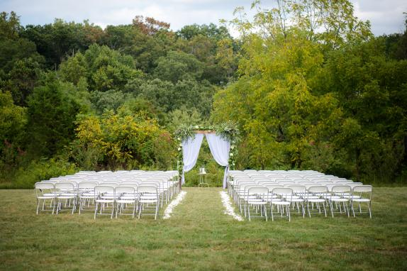 48 Fields Outdoor Wedding Ceremony