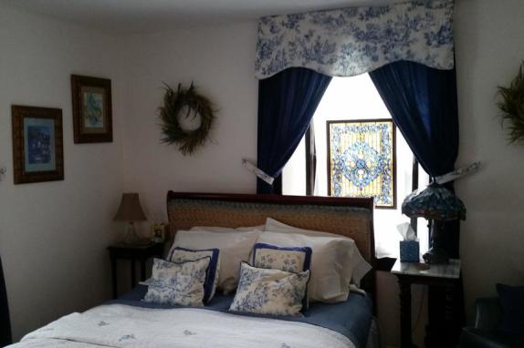 Blue Delft Suite