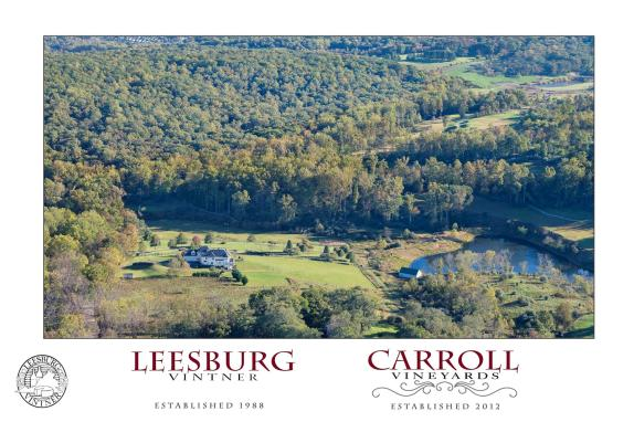 Carroll Vineyard and Leesburg Vintner Image 1