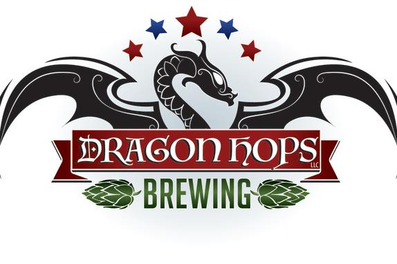 Dragon Hops Logo