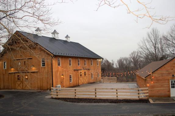 The Oak Barn at Loyalty