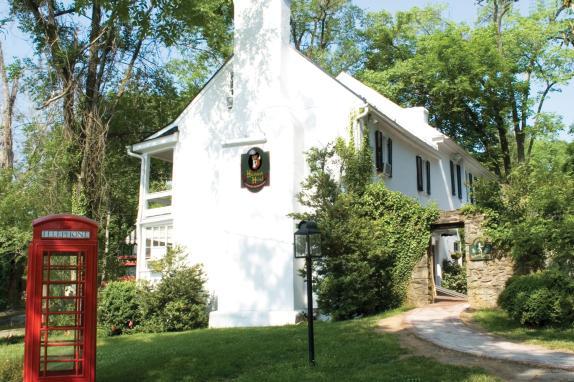The Carr House