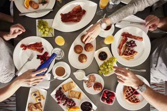 Lansdowne Breakfast